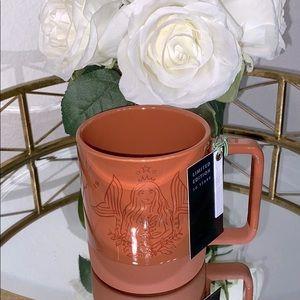 🧡Starbucks 50th Anniversary Terra Cotta Siren Mug